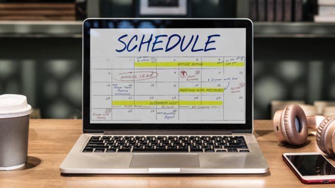 Cómo establecer los horarios de trabajo adecuados